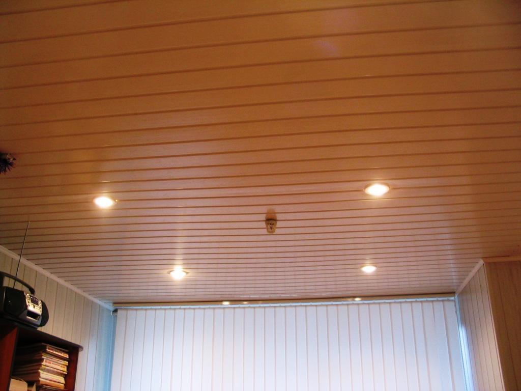 Проект потолка