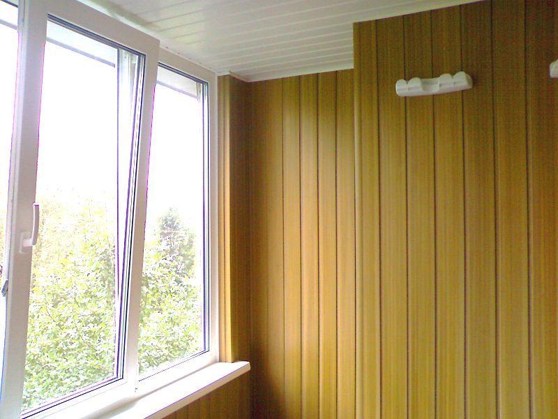 МДФ на балкон