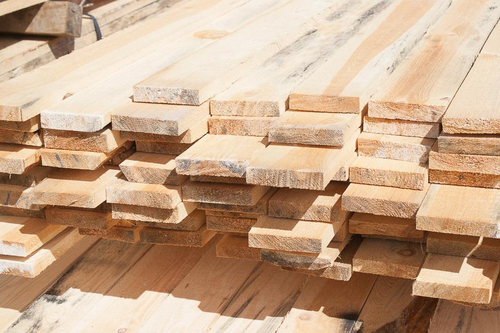 Сорта древесины